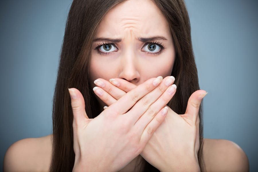 Do you suffer from bad breath?