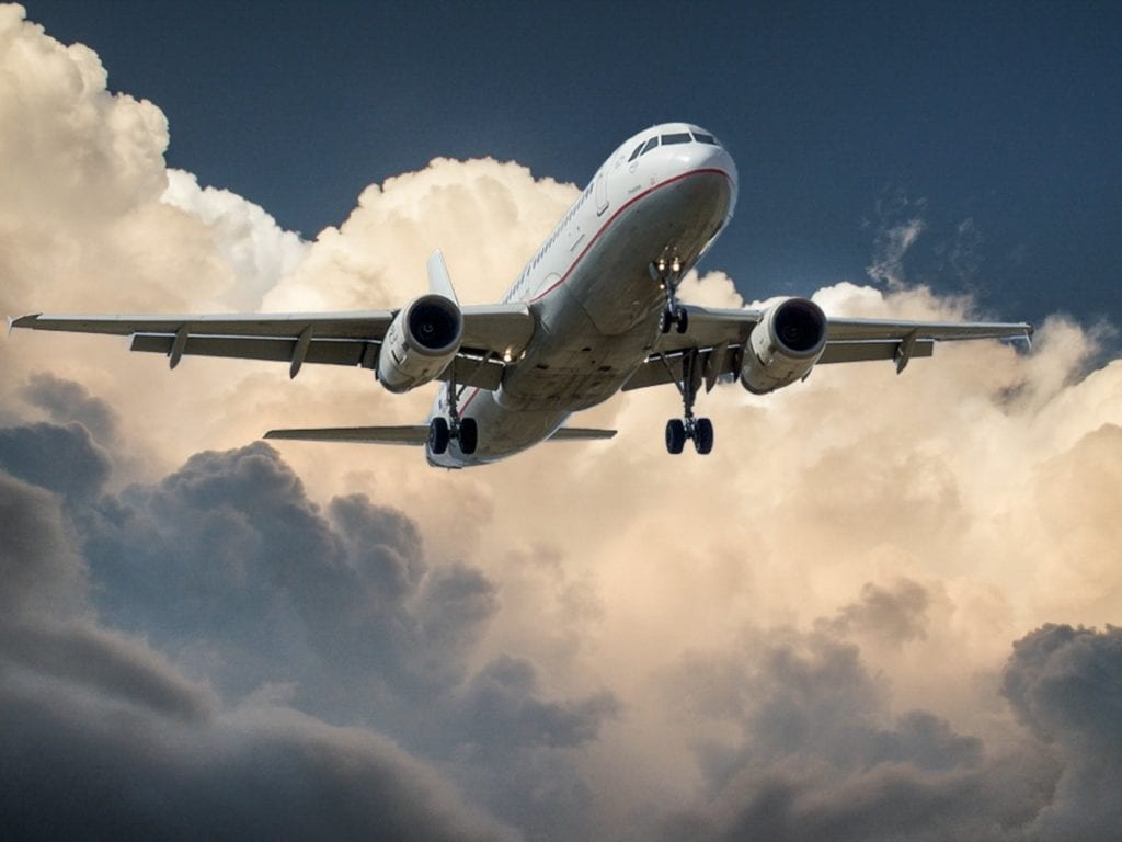 airplane toothache for dental emergency