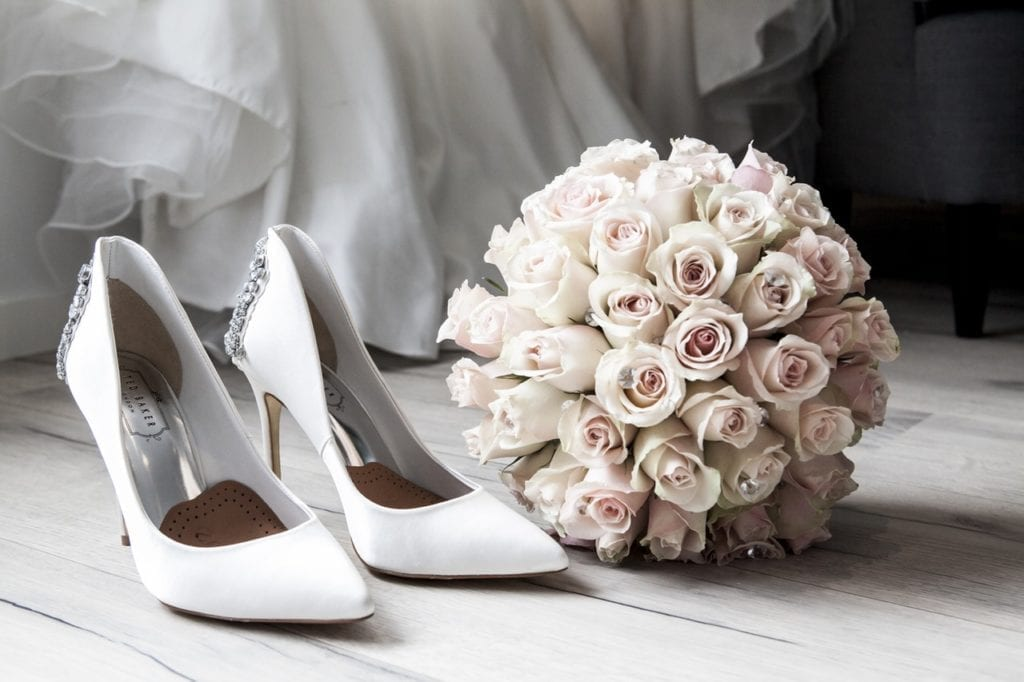 wedding shoes for Elgin Invisalign question