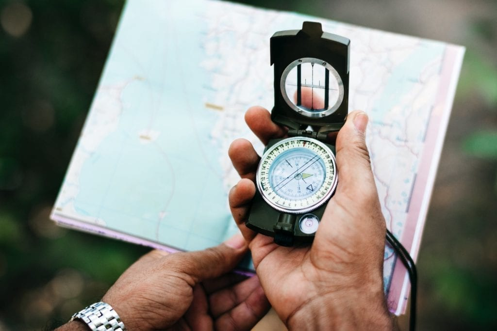 compass and map for elgin dentist invisalign blog
