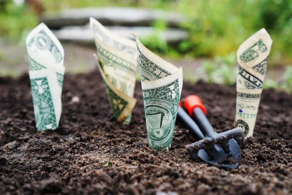 money growing for dental implant costs blog